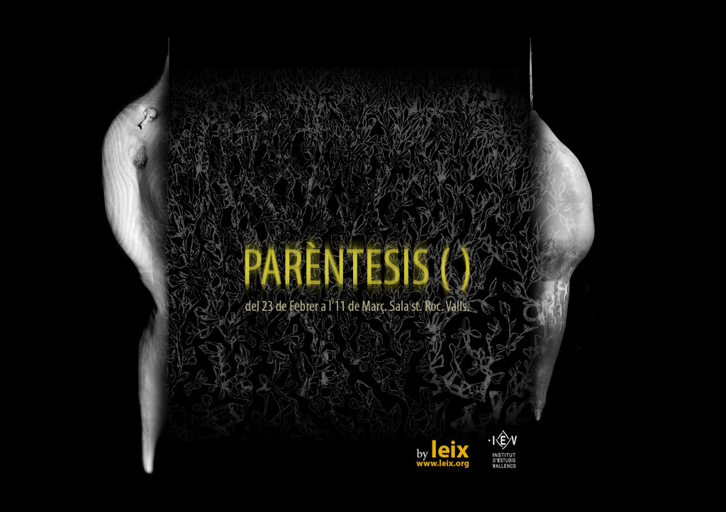parèntesis ()